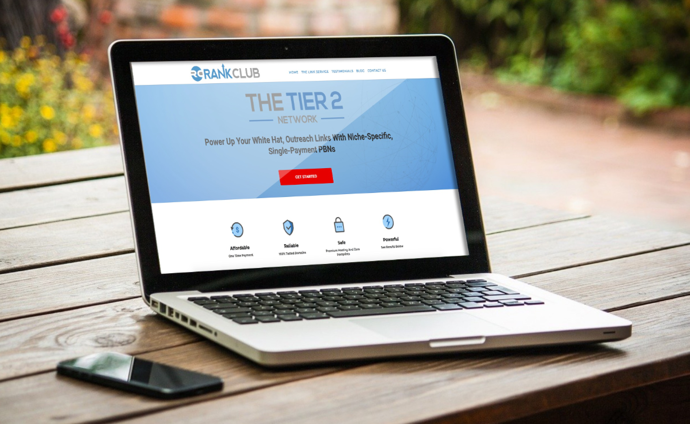 the tier 2 link service on live